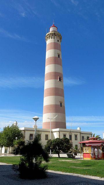 Lighthouse, Aveiro. Portugal | Flickr - Photo Sharing!