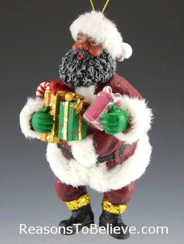 Best images about african american black santas on