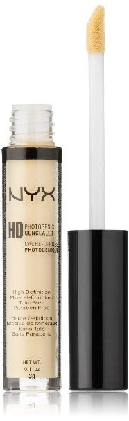 NYX  Concealer Wand, Yellow, under eye must have!!