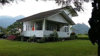 Villa Istana Bung 2 Kamar - Villa Putih