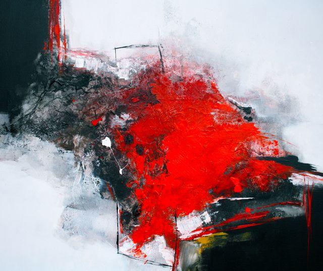 A.d. Reihe: Schwarz-Weiß-Rot neubauerart.de Mischtechnik