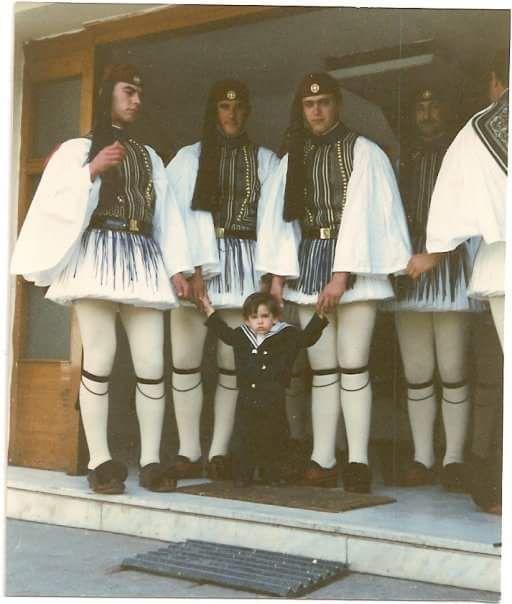 "Nikolas with ""tsoliades"""