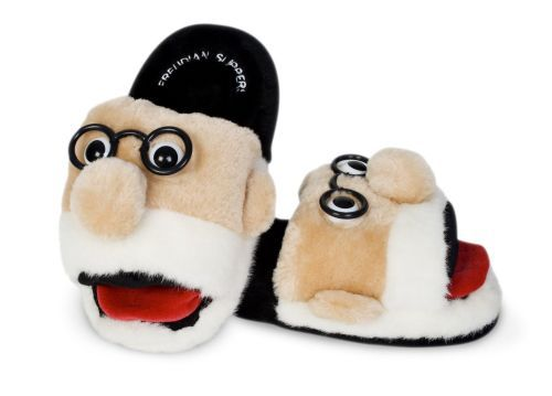 Freudian strippers, I mean slippers!