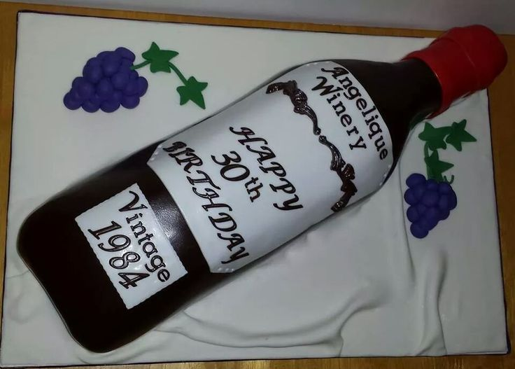 25+ best ideas about Wine bottle cake on Pinterest ...