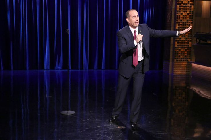 Soon to be a classic on the subject of clutter.  This is truly one of the funniest stand-up's I've ever seen!!  MUST Watch.  Jerry Seinfeld's Hilarious 'Tonight Show' Stand-Up
