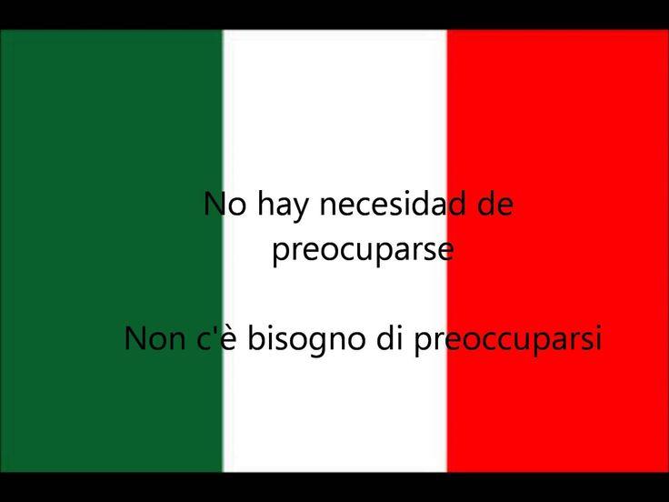 Aprender Italiano: 100 Frases Italianas Para Principiantes PARTE 5