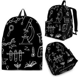 Chemistry Backpack - Hi Siena