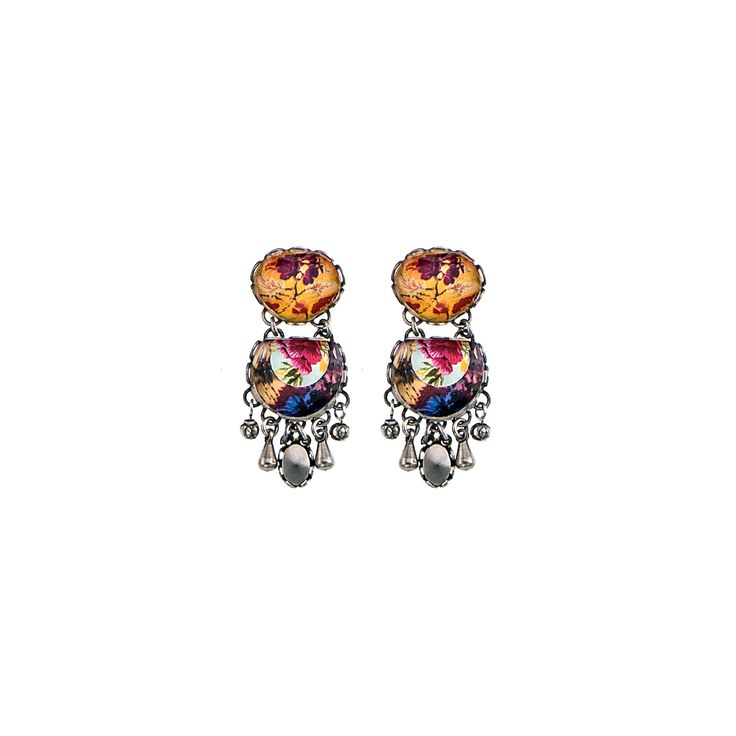 Flora Passion Earrings