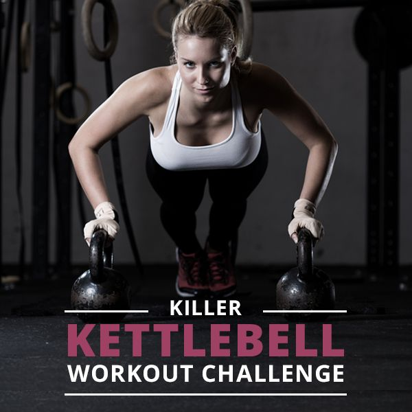 10 Best Kettlebell Exercises For Strong And Sculpted Abs: 62 Best Russian Kettlebell. Prost. Images On Pinterest