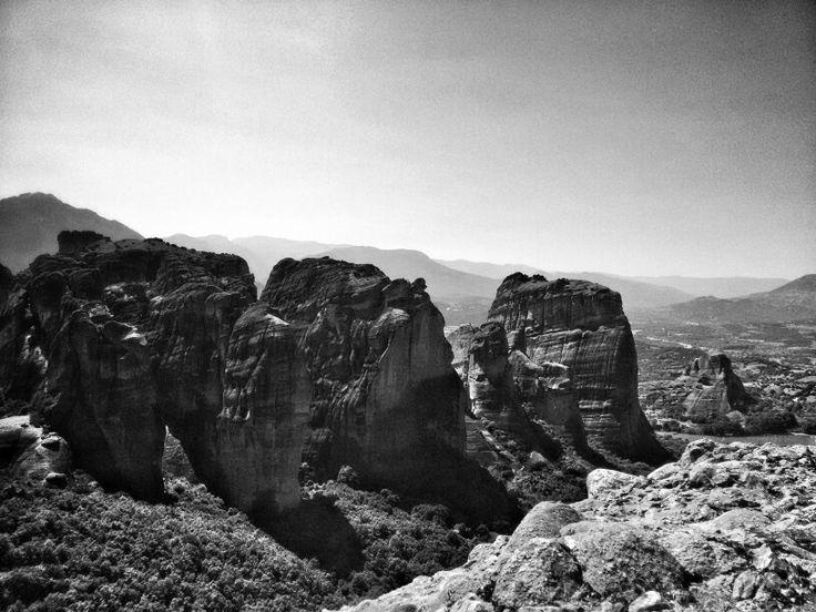 Meteora, Greece.
