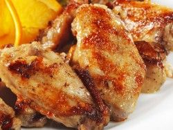 Big Daddy's BBQ Dry Rub Wings from Queen Latifa