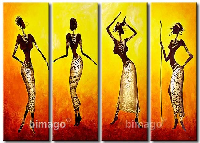 61 Best Images About Cuadros De Africanas On Pinterest