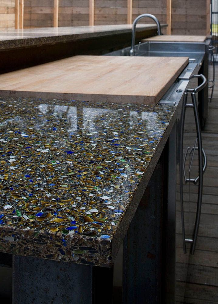 Concrete Countertops Advantages And Disadvantages Eco Friendly