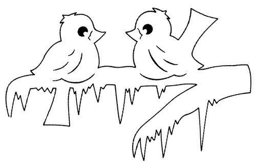 Вычинанки (птицы) - AngelOlenka - Picasa Webalbums