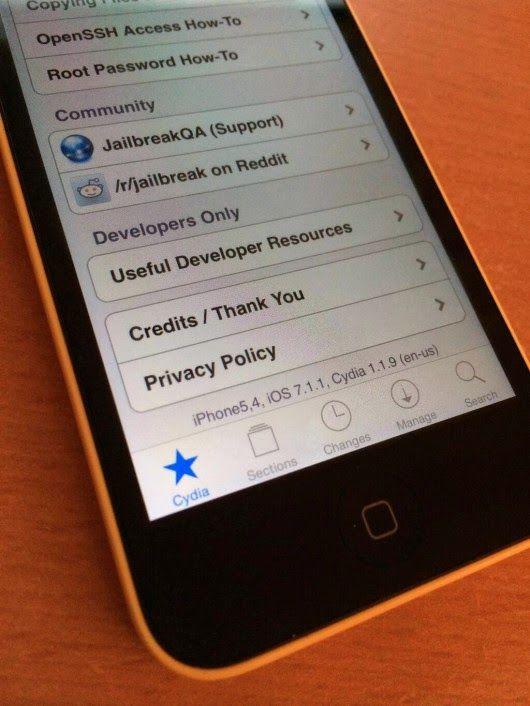 freelance80 free your space: iOS 7.1.1 siamo vicini al Jailbreak