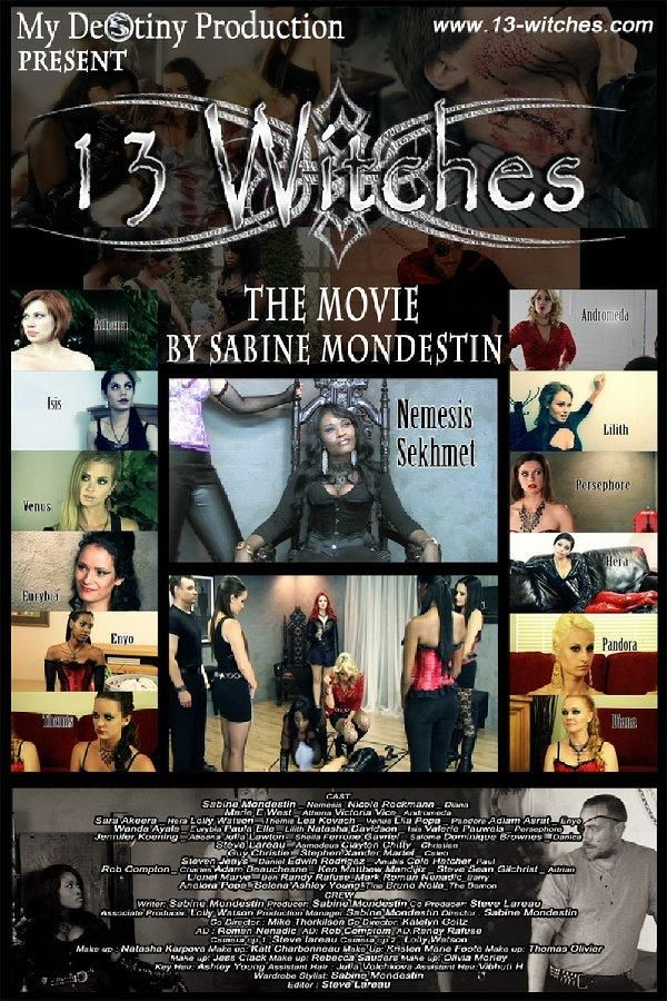 13 Witches (TV Series 2012- ????)