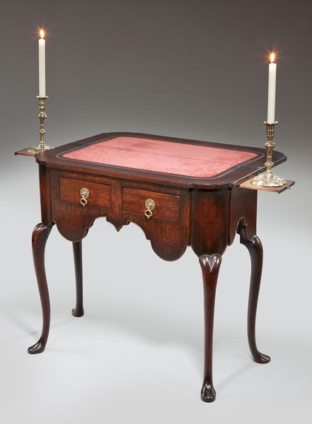 Rare Eighteenth Century Colonial Card Table. This and more important decorative art for sale on CuratorsEye.com