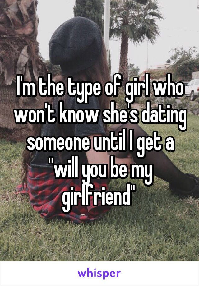 how to get a girl if shes dating someone else What does a girl mean when she says shes talking to someone else.