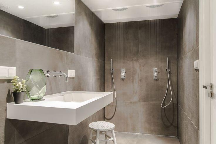 Kleine badkamer inrichting van 6m2 | Interieur inrichting