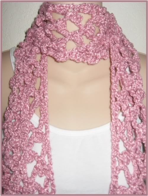 crochet scarves for kids patterns | ... read and Crochet Childrens Scarf Crochet Children's Scarf Patterns