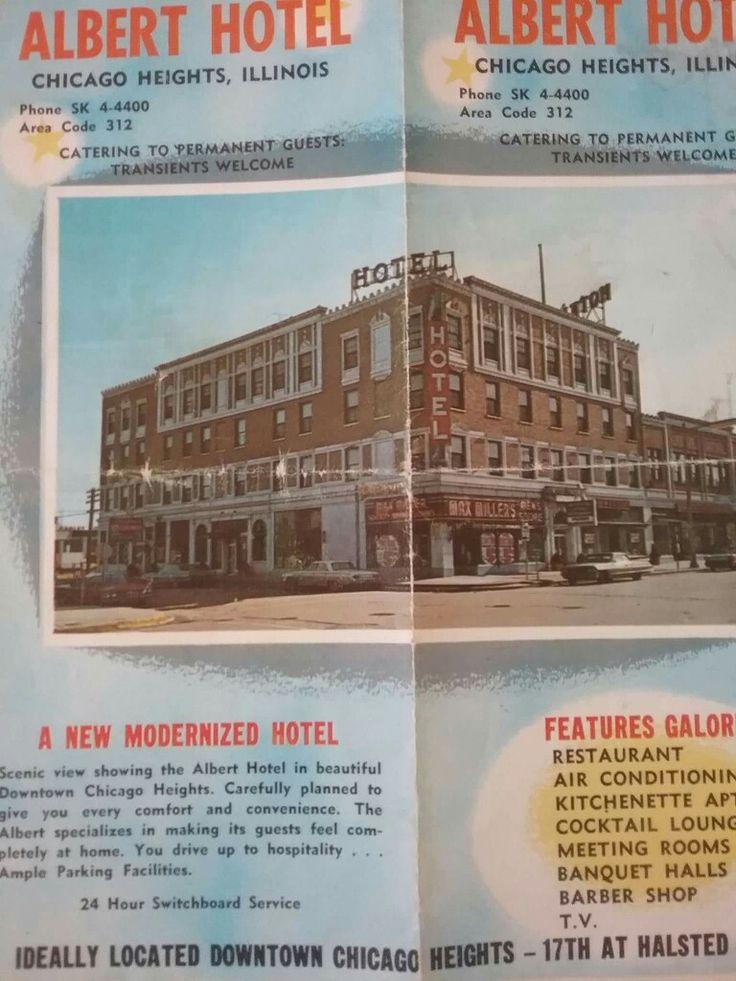 Albert Hotel Chicago Heights, Illinois