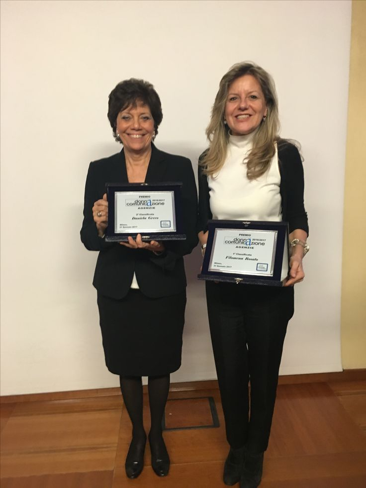 Donna comunicazione agenzie award