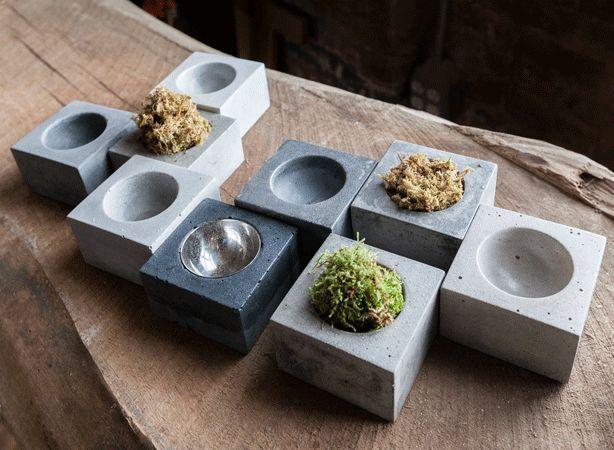 DIY concrete bowl - Google Search
