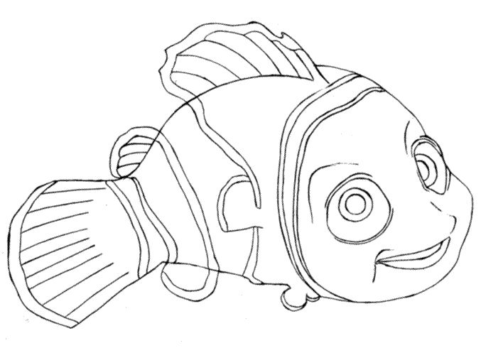 25+ Best Ideas About Finding Nemo Coloring Pages On Pinterest
