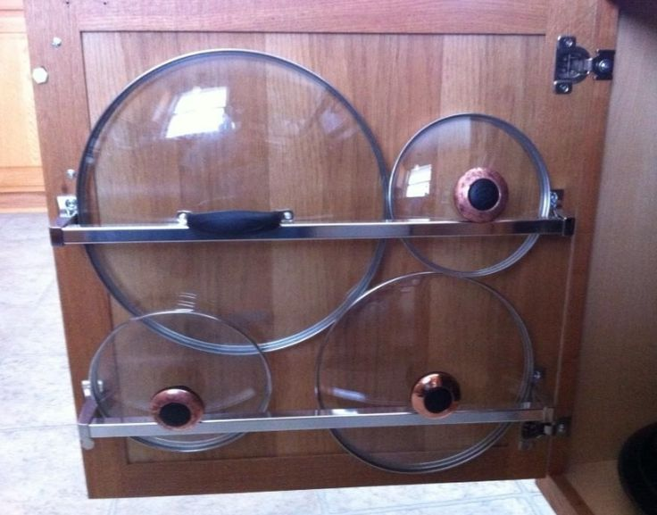 Towel racks - would something like this fit in my kitchen?