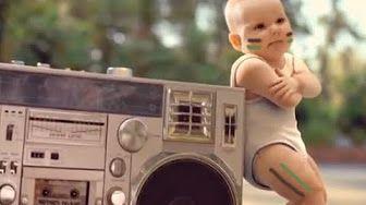 Bumbum Granada - bebes dançando HD [Vai taca taca] - YouTube