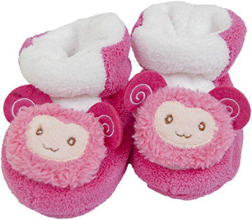 Babyschuhe, Pink, 0 - 6 Monate - http://on-line-kaufen.de/galaxie/0-6-monate-babyschuhe-krabbelschuhe-puschen-und-0-5