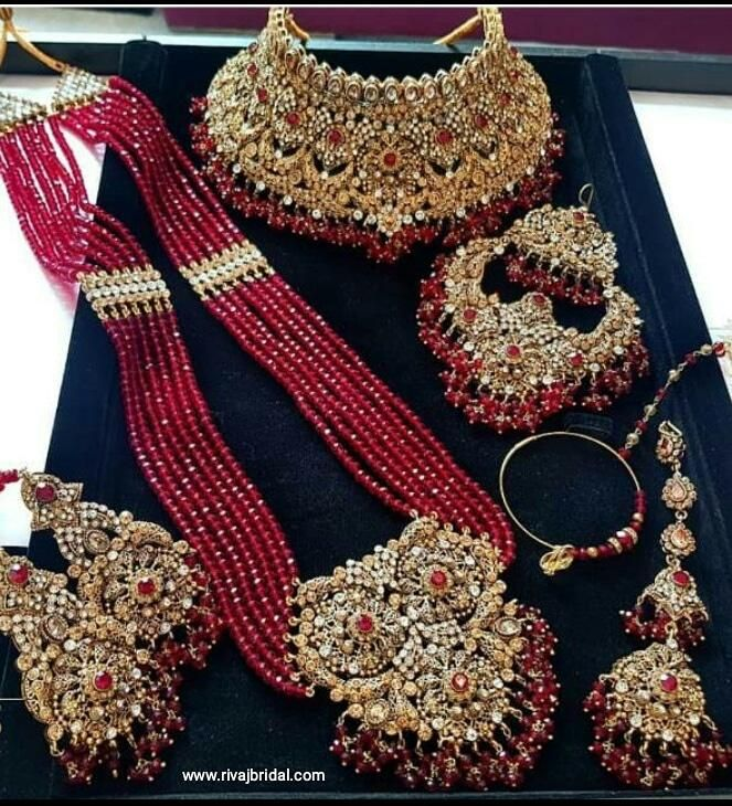 Item Code 0456 In 2020 Pakistani Bridal Jewelry Indian Bridal Jewelry Sets Bridal Jewelry Sets Brides