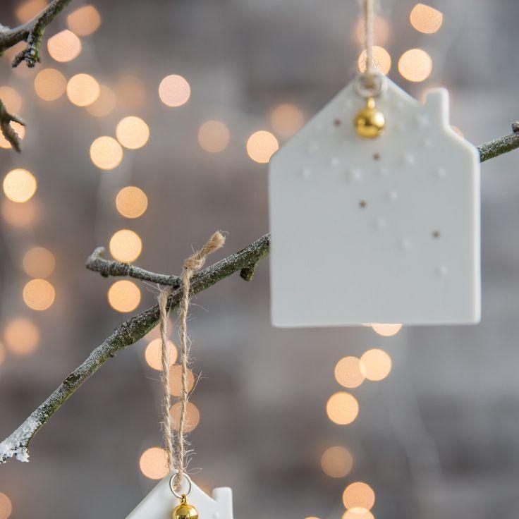 Räder Petite maison à suspendre en porcelaine-product