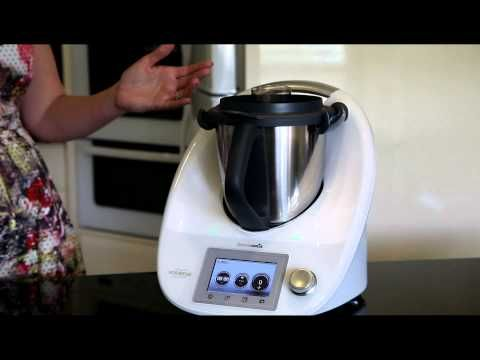 Thermomix TM5 Unboxing and Intro - English - YouTube