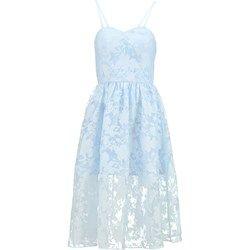 Chi Chi London Sukienka koktajlowa blue