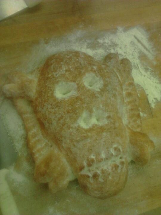 Jolly Roger loaf!
