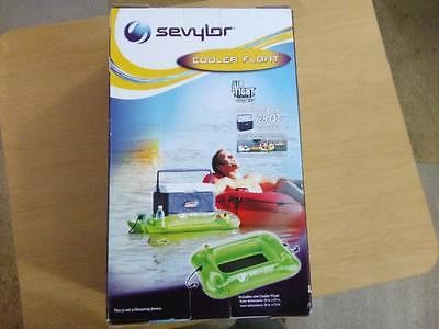 Sevlor Cooler Float inflatable pool lake cup holders fishing fun in stock N. BestwSevlor Cooler Float inflatable pool lake cup holders fishing fun in stock N                                                                                                 Description Sevylor Cooler Float for tubing, swimming pool, lake or other use. Fits a 28 qt. Coleman cooler and includes 4 cup holders. This item inflates for ease of use and storage.  Payment Just in case you have any issue or concerns with…
