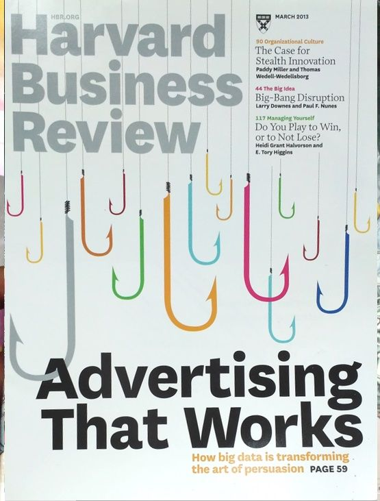 HBR Advertising That Works
