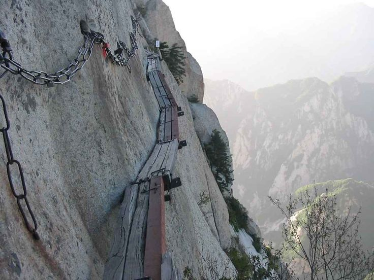 This Might Be The Scariest Trail In The World. But You'll NEVER Guess Where It Leads. Unbelievable.