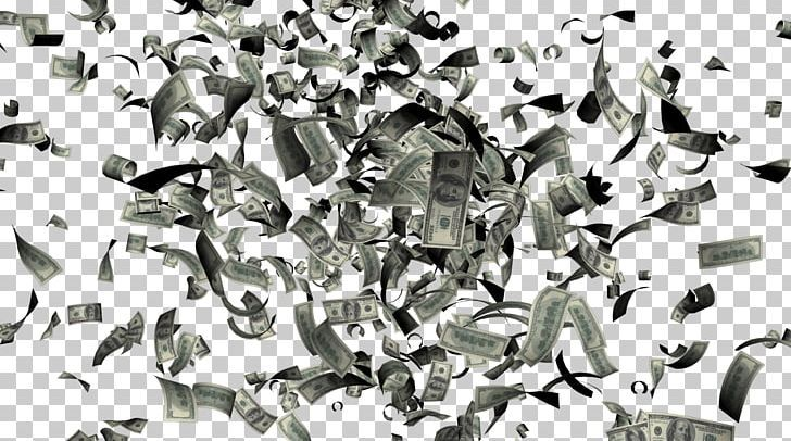 Make It Rain The Love Of Money Png Angle Black And White Design Encapsulated Postscript Falling Money Make It Rain Png Abstract Artwork