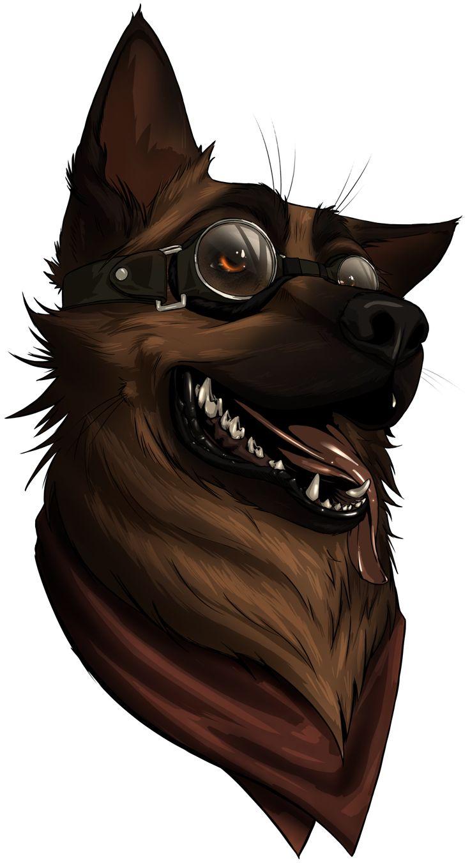 Dogmeat by Katieisalady on DeviantArt