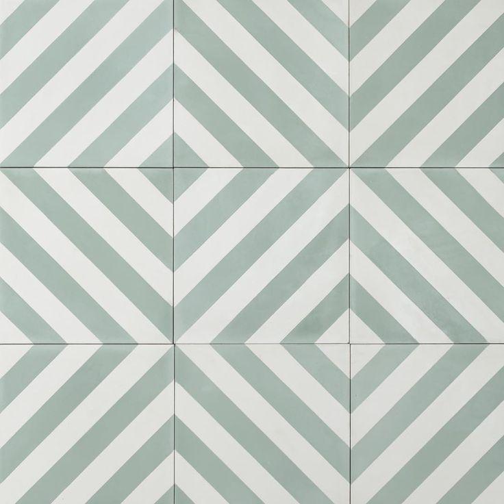 """""""Herringbone - laurel/pure white is now available in stock  #MarrakechDesign #design #matstheselius #herringbone #kakel #klinker #fliser #tiles #flooring…"""""""