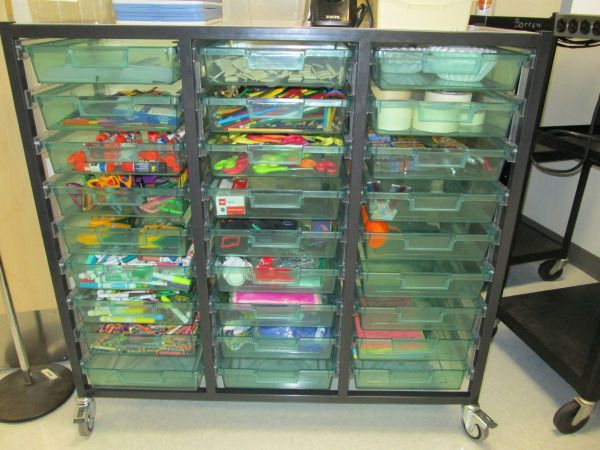 Modular Classroom Suppliers ~ Makerspace organization a collection of diy and crafts