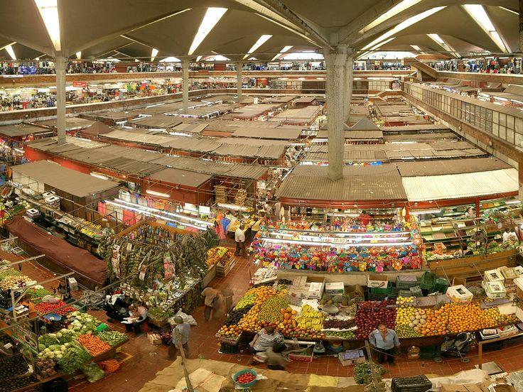 Mercado de San Juan Guadalajara, Jalisco. Mexico. Uno de los mas garndes que he conocido,