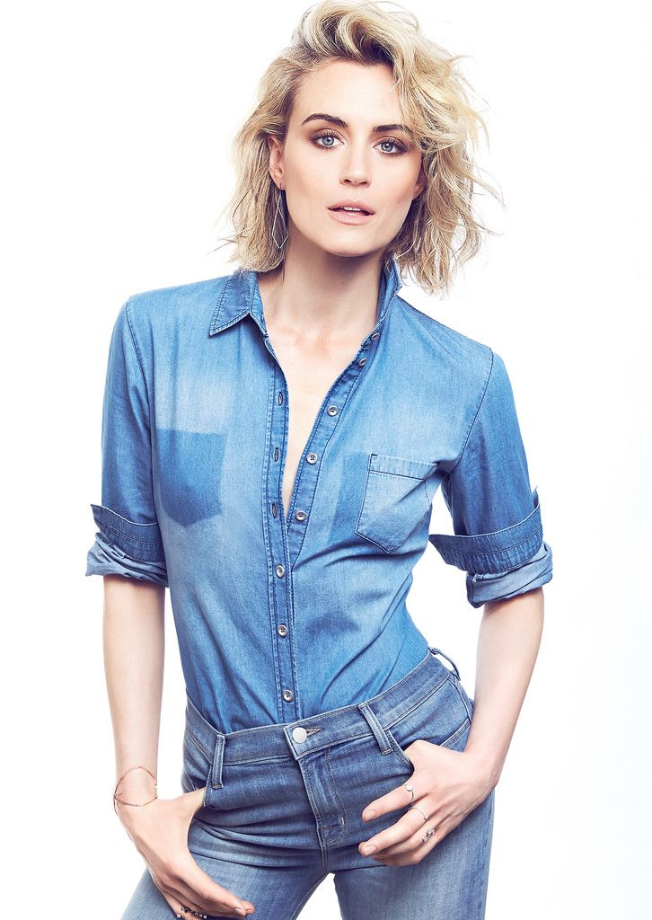 Тейлор Шиллинг — Фотосессия для «Elle» CA 2015 – 5