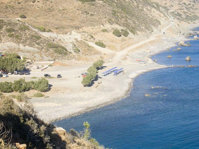 Ammoudi, Rethymno, Crete