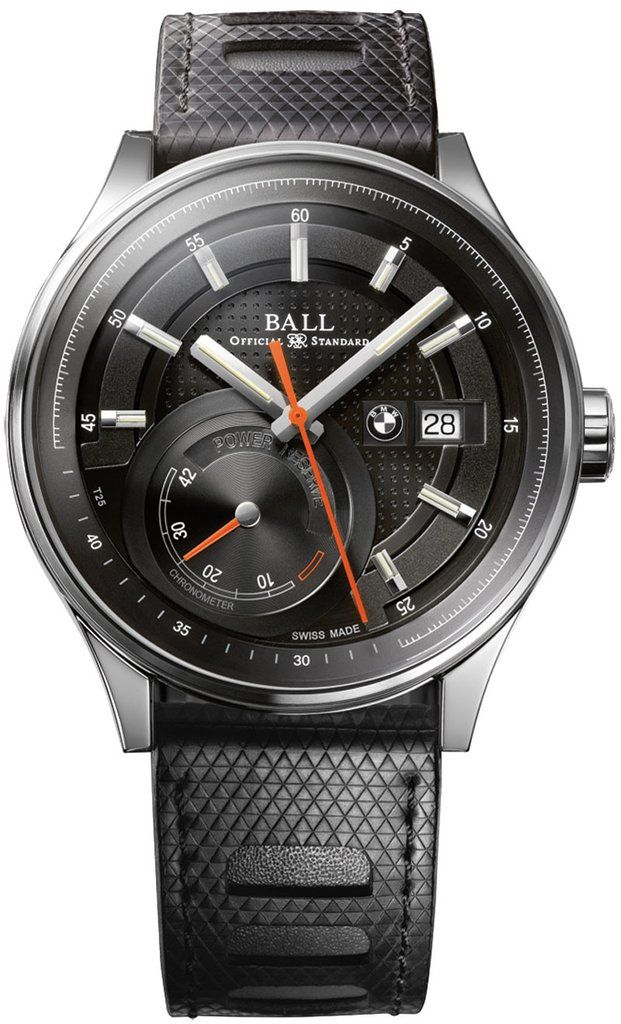 Ball Watch Company For BMW Power Reserve #bezel-fixed #bracelet-strap-rubber #brand-ball-watch-company #case-depth-12-64mm #case-material-steel #case-width-42mm #cosc-yes #date-yes #delivery-timescale-7-14-days #dial-colour-black #gender-mens #luxury #movement-automatic #official-stockist-for-ball-watch-company-watches #packaging-ball-watch-company-watch-packaging #power-reserve-yes #subcat-ball-for-bmw #supplier-model-no-pm3010c-pcfj-bk…