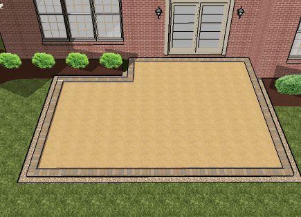 133 best paving ideas images on pinterest | paving ideas, garden ... - Patio Paving Ideas