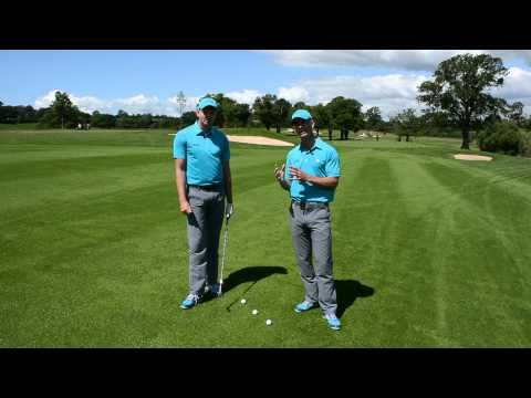 US OPEN GOLF SPECIAL - BACKSPIN YOUR WEDGE SHOTS - YouTube