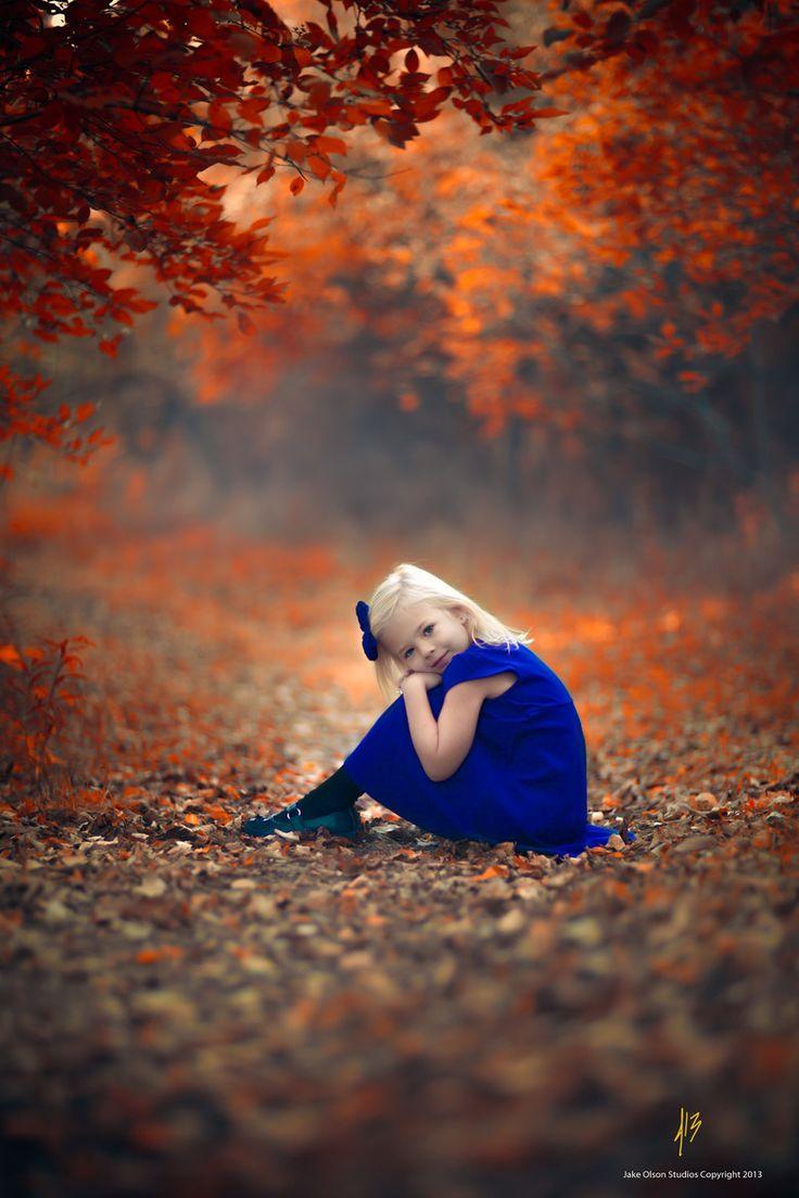 Inspiratie om de mooiste foto's van je kinderen te maken met herfst Photograph Contrast by Jake Olson Studios on 500px